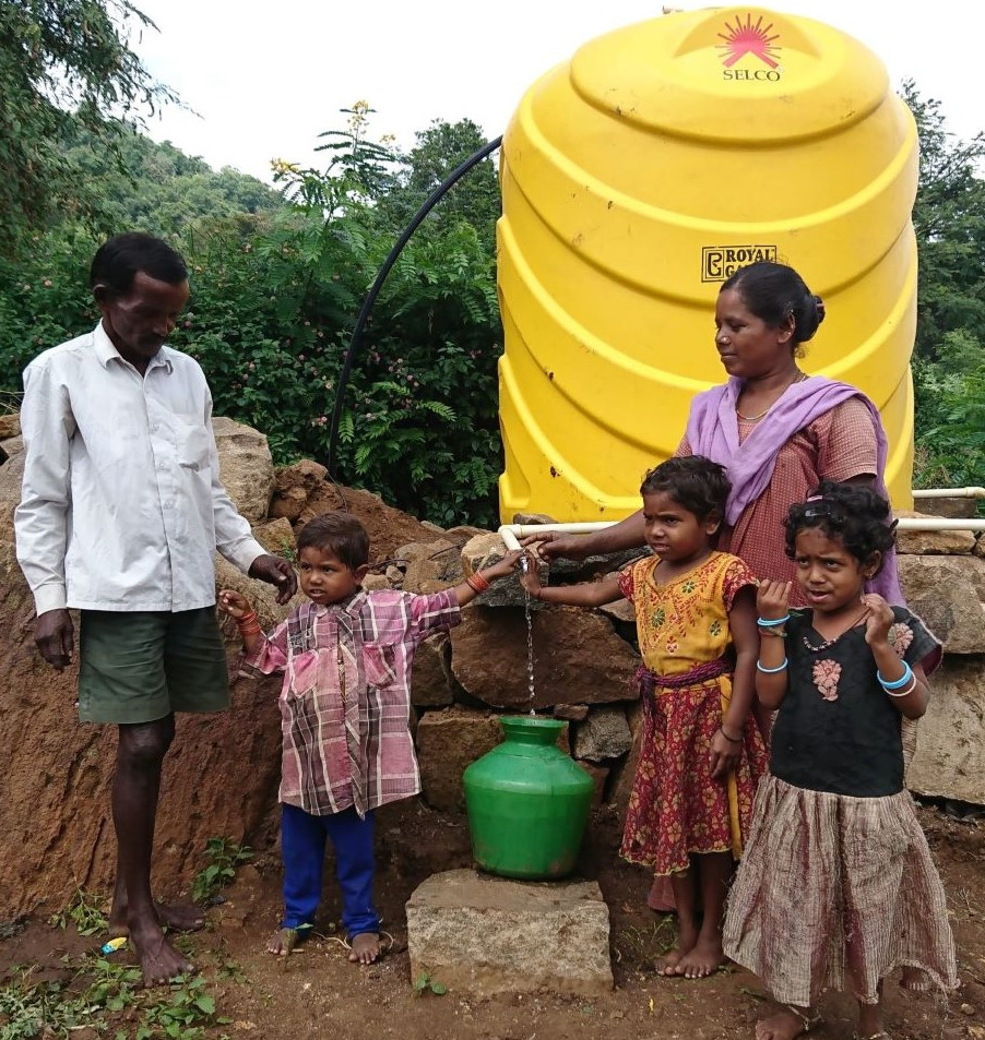 Solar powered Pump - MM Hills