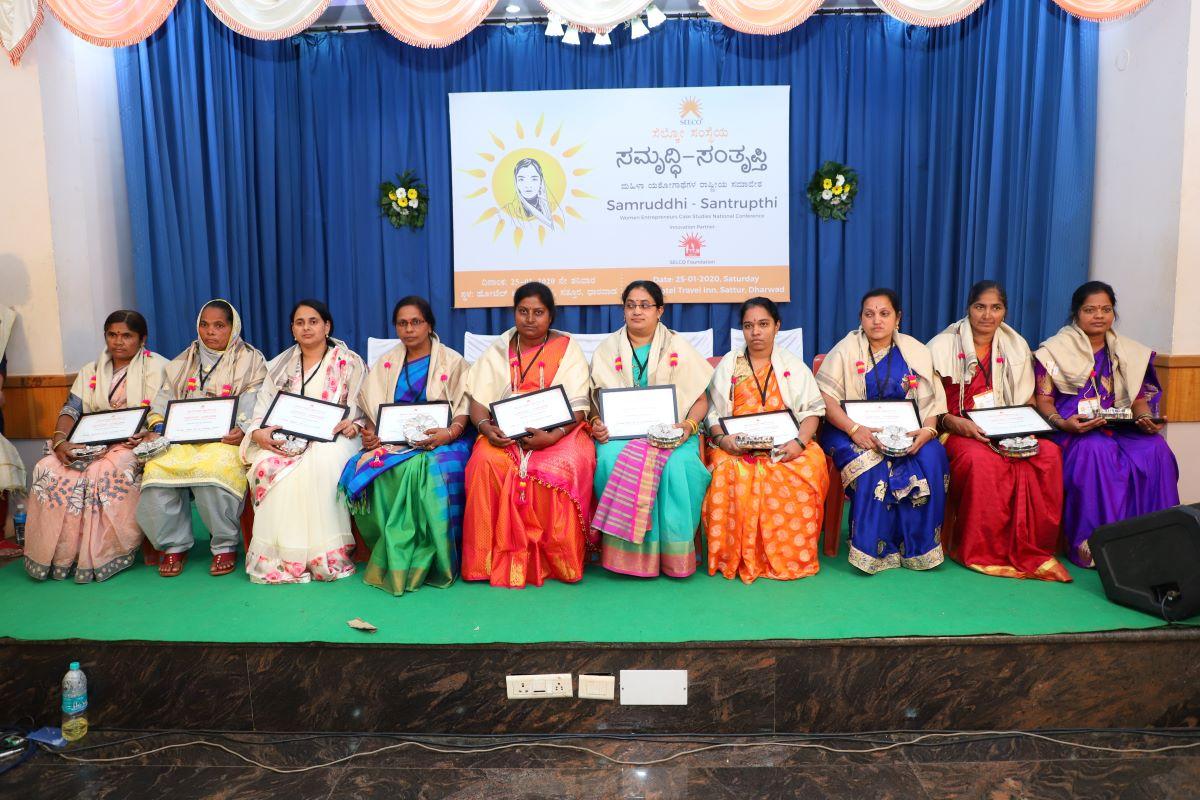 Encouraging women entrepreneurship, Dharwad
