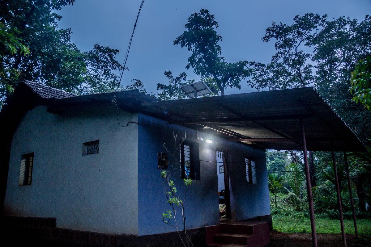 Solar Village - Amasebail